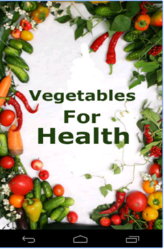 Screenshots of Vegetables For Health