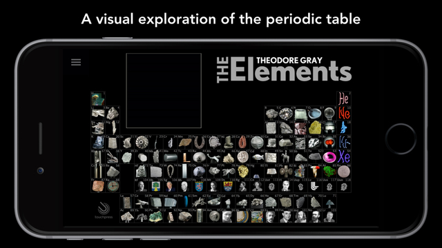 The Elements By Theodore Gray Keepcatalog